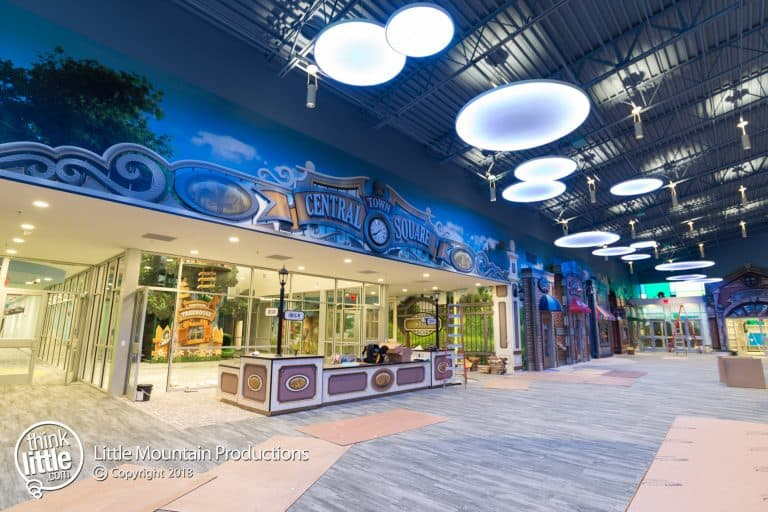 Central Town Square Lobby
