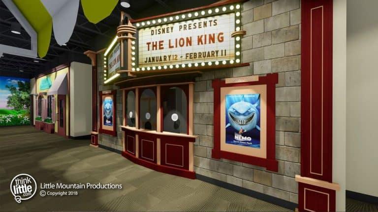 Theatre Room Entry