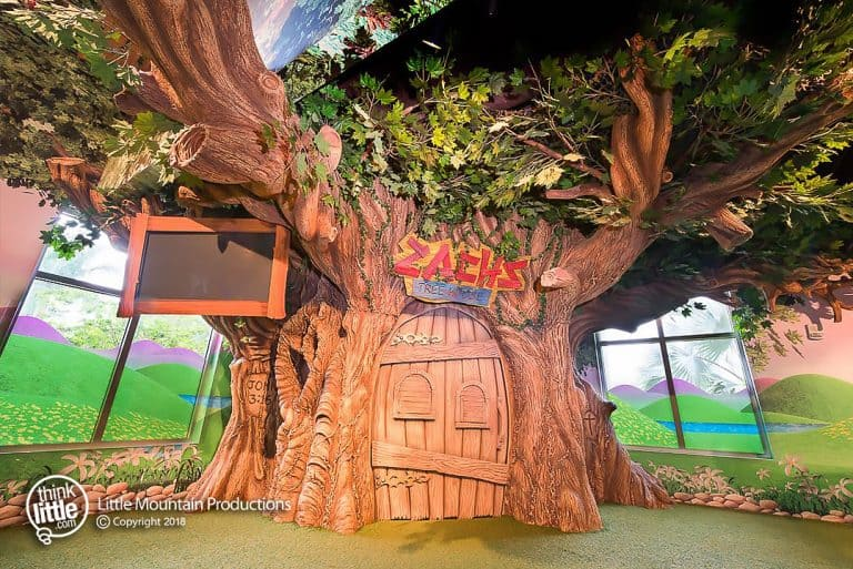 Treehouse Playscape