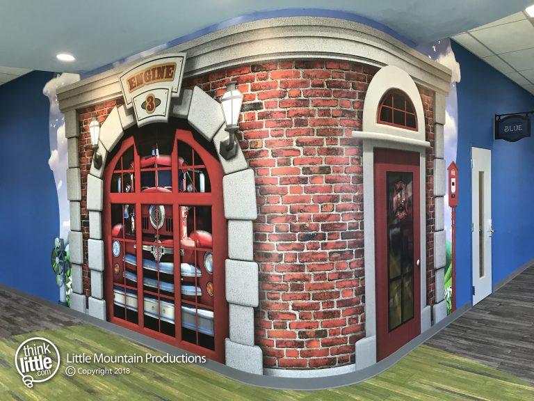 | Main Street | Fire Station