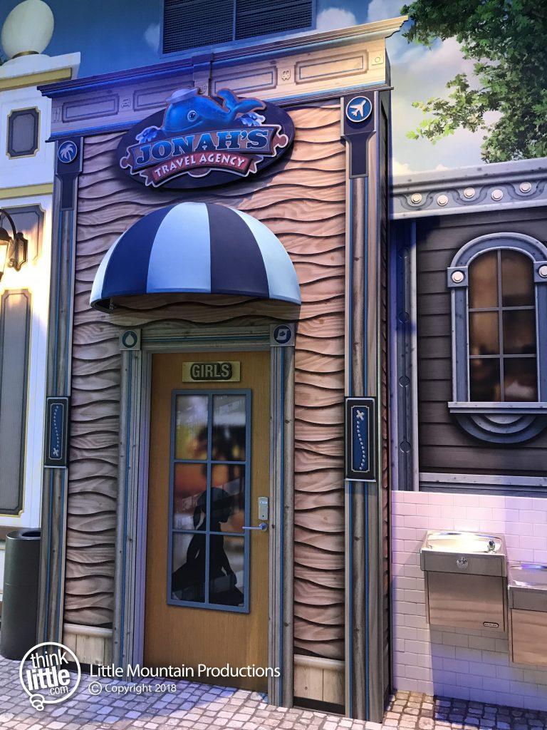 | Main Street | Jonah's Travel Agency