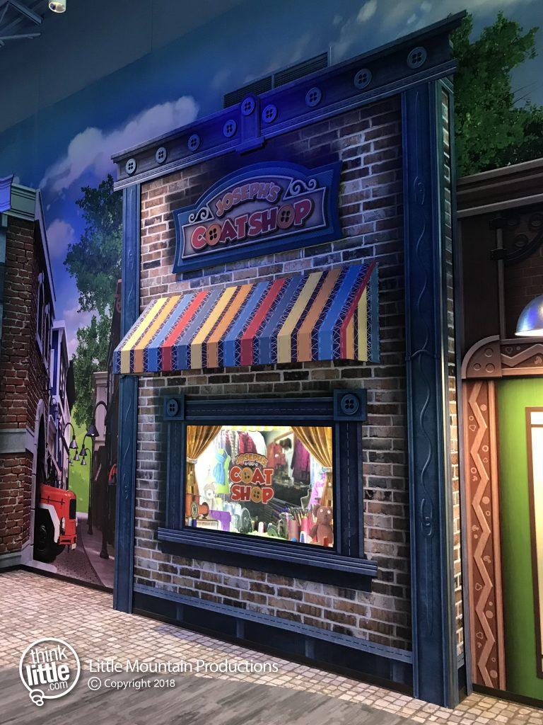 | Main Street | Joseph's Coat Shop