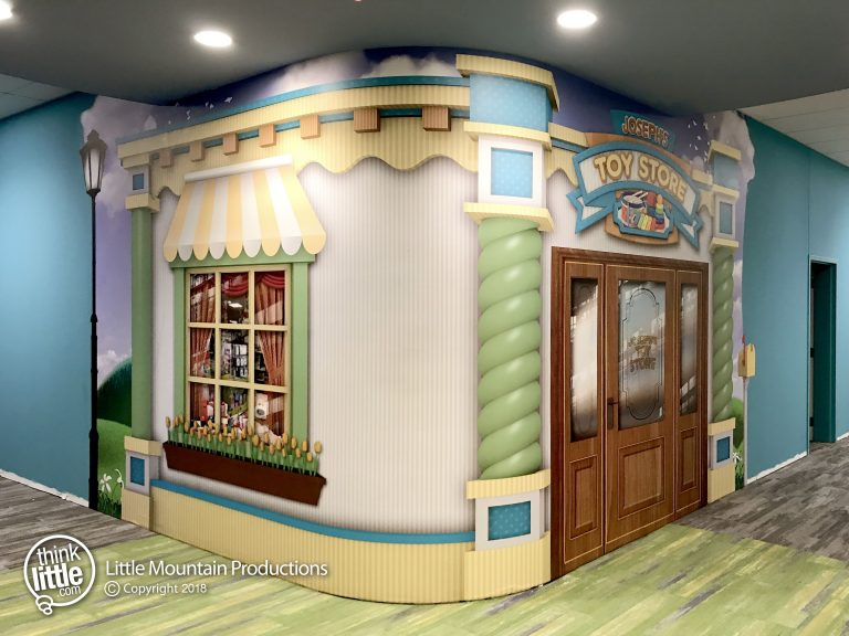 Central Baptist | Main Street | Joseph's Toy Shop