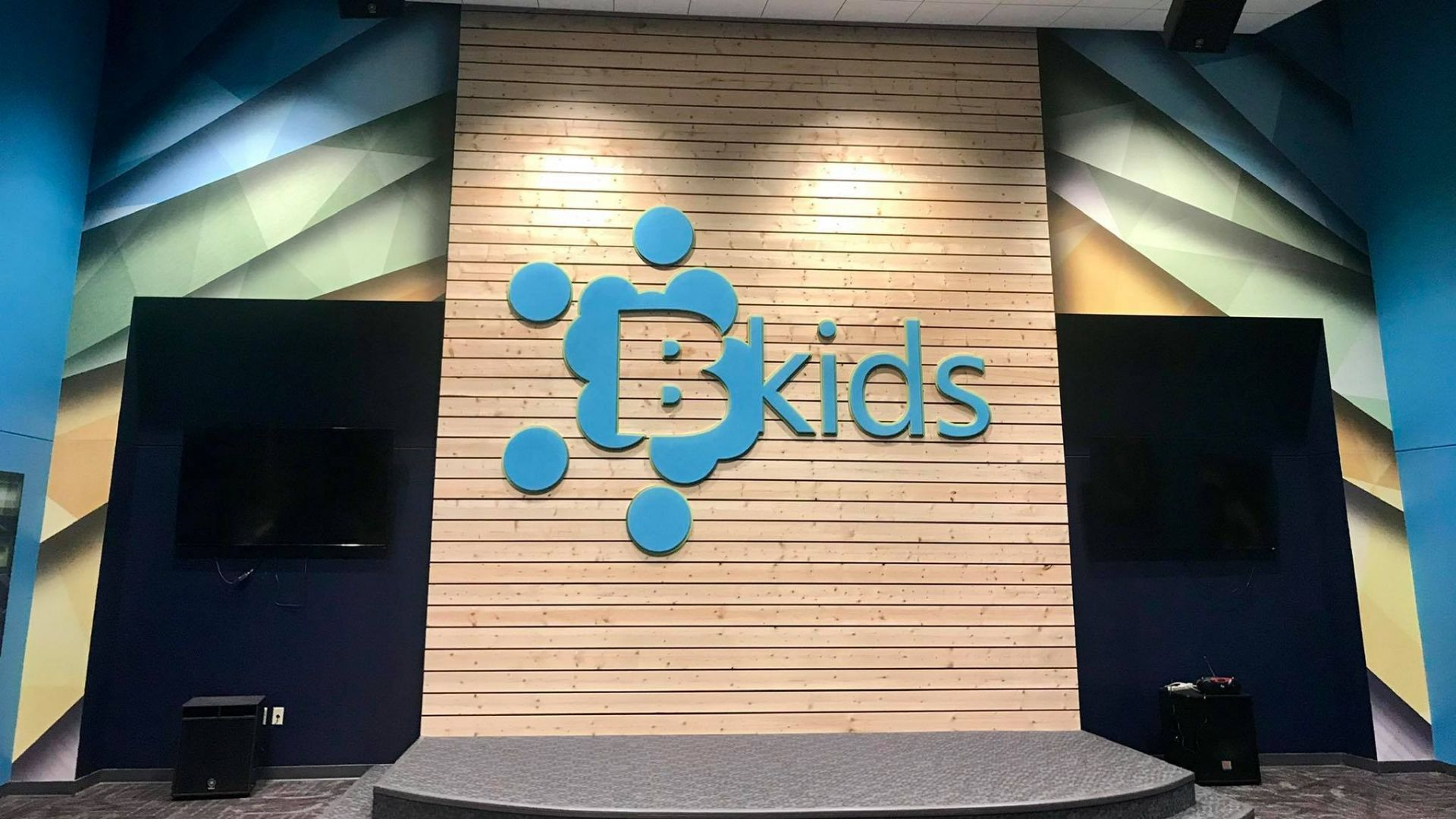 Bethany Kids Stage