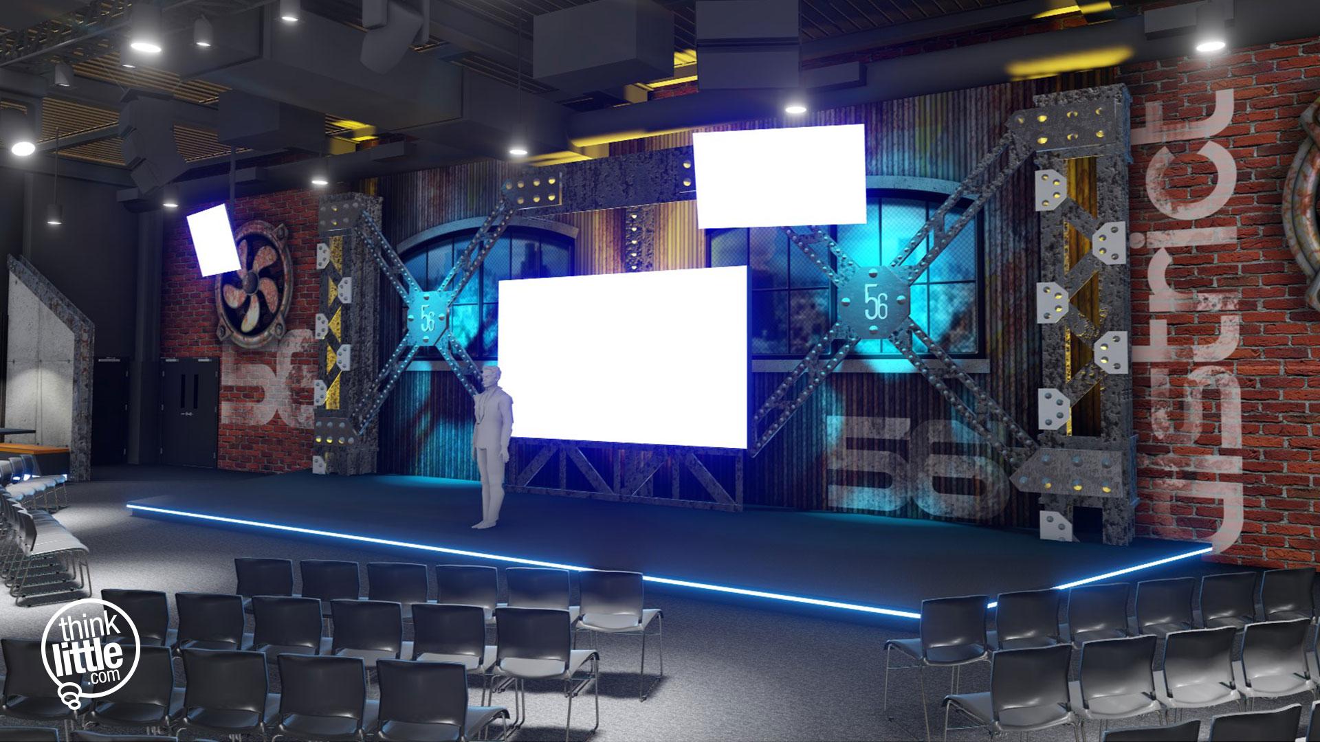 District-Stage-Design