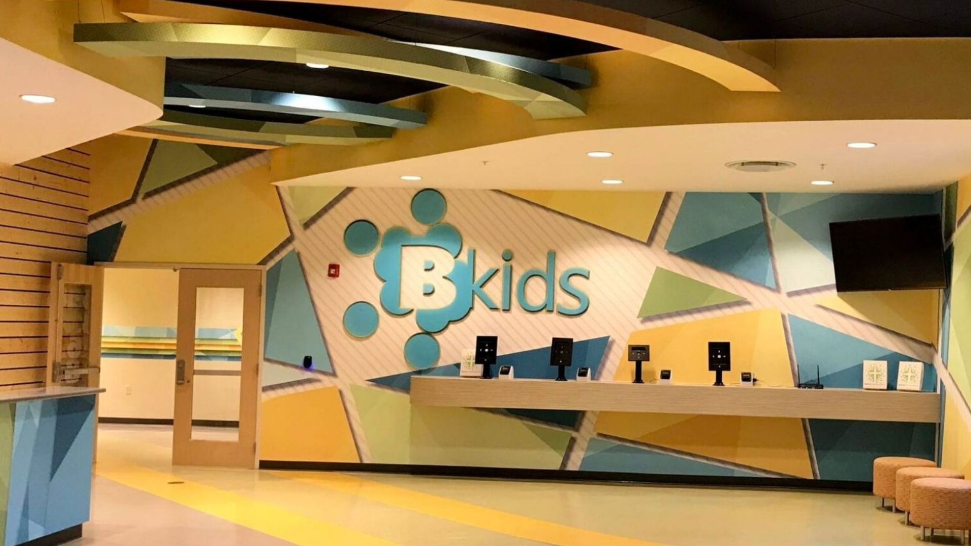 Bethany Kids Check-in