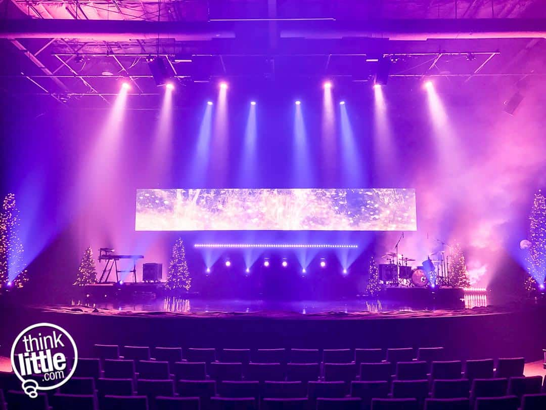 Church LED Screens 1
